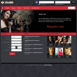 Dating Software Adult 2 Theme Demo Site