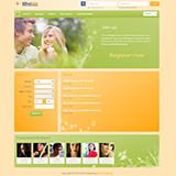 Dating Software Spring Theme Demo Site
