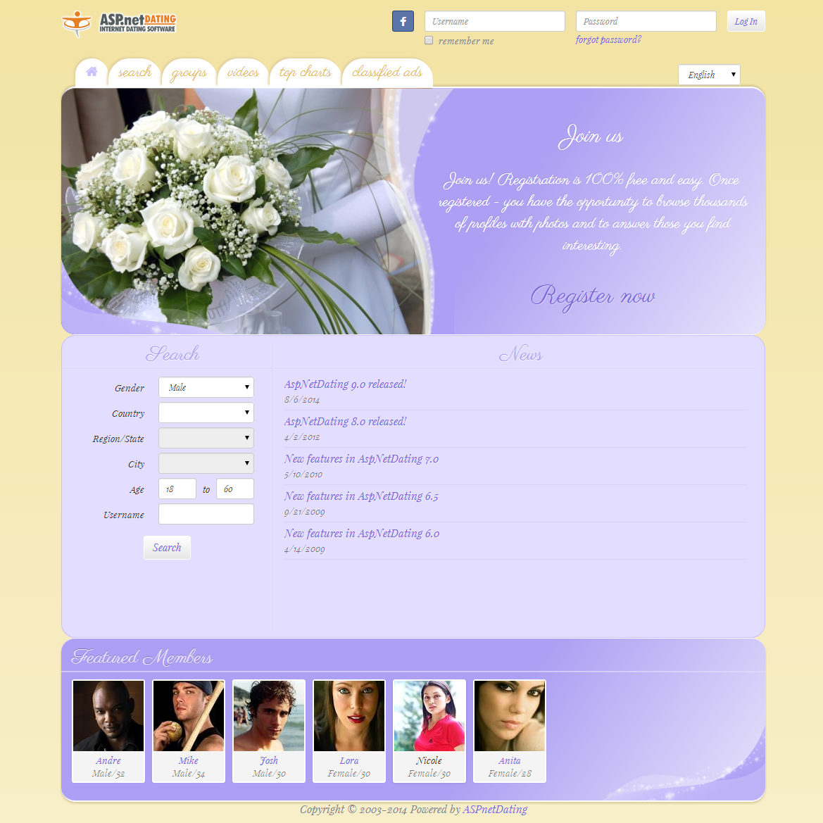 dating site source code Dating site source search and download dating site source open source project / source codes from codeforgecom.